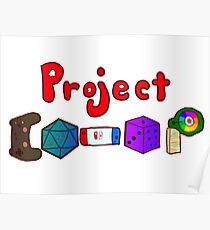 Project: Co-Op Poster
