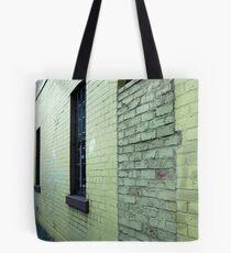 Old Building Tote Bag