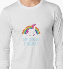 Gary Johnson is Magical - Funny Election President  T-Shirt