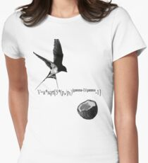 Airspeed Velocity  Women's Fitted T-Shirt