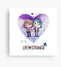 Life is Strange - chibi Canvas Print