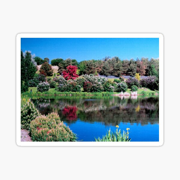 Univ. Of Idaho Arboretum and Botanical Gardens Sticker