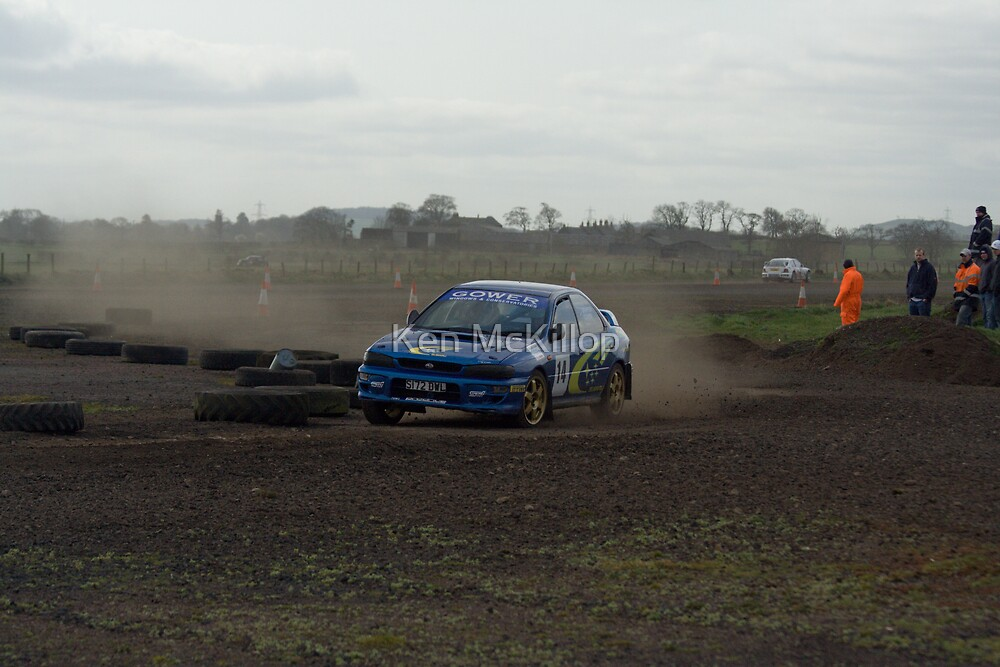 Subaru Impreza by Ken McKillop
