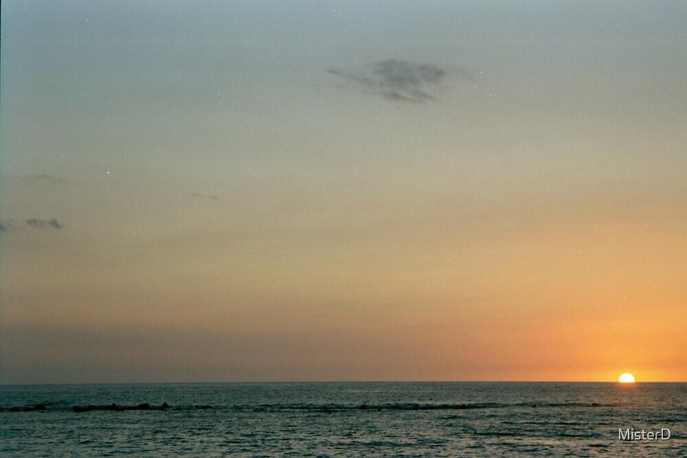 Hawai'i sunset by MisterD
