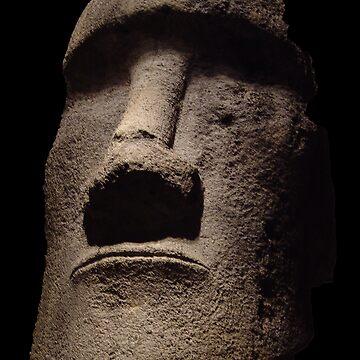 Moai by kuntaldaftary