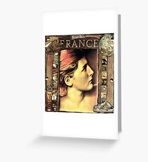 FRANCE (Marianne) Greeting Card