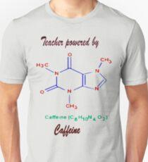 Teacher Australia - Powered by Caffeine Unisex T-Shirt