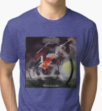 Hawkwind, hard rock, psych, psychedelic, acid rock  Tri-blend T-Shirt
