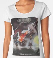 Hawkwind, hard rock, psych, psychedelic, acid rock  Women's Premium T-Shirt