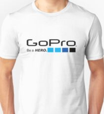 GoPro - Be a Hero Unisex T-Shirt