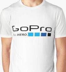 GoPro - Be a Hero Graphic T-Shirt