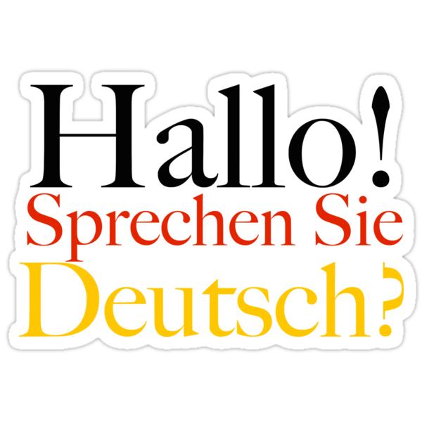 """Résultat de recherche d'images pour """"sprechen sie deutsch"""""""