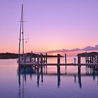 Sundown Serenity by Jola Martysz