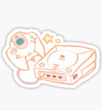 Dreamcast Sticker
