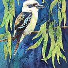 Cheeky Kookaburra by Karyn Fendley