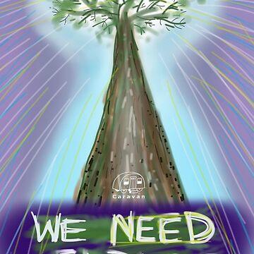 We need elders. by CaravanArt