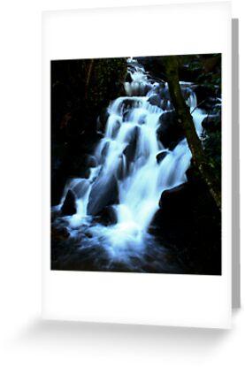 Waterfall by Andrew Dunwoody