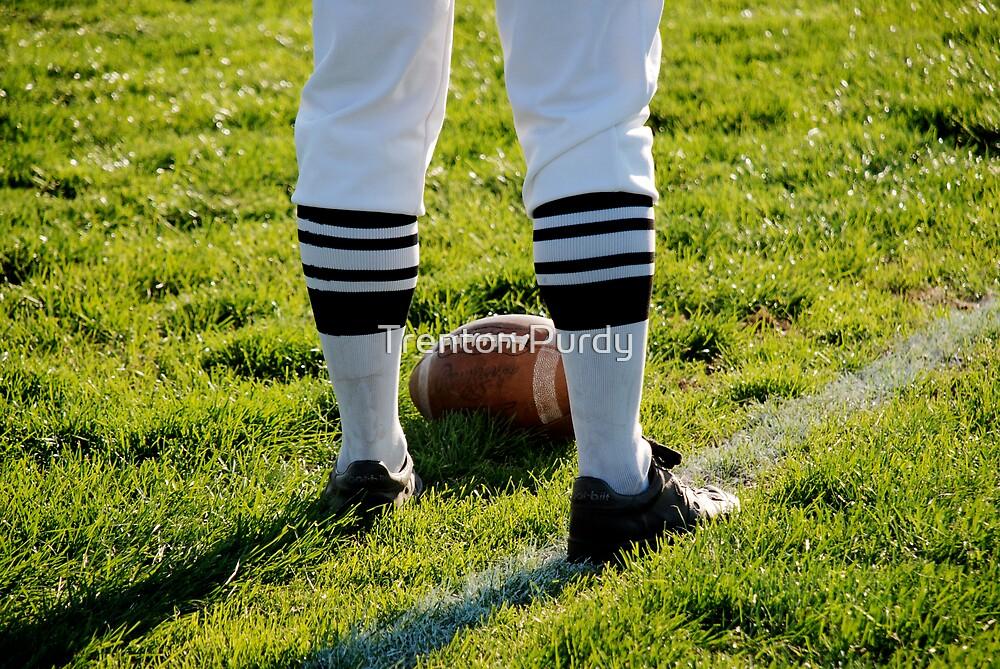 Football Paradise by Trenton Purdy