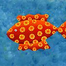 Big Spotty Fish by Julie Nicholls