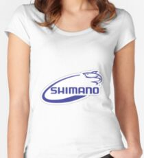 Shimano Women's Fitted Scoop T-Shirt