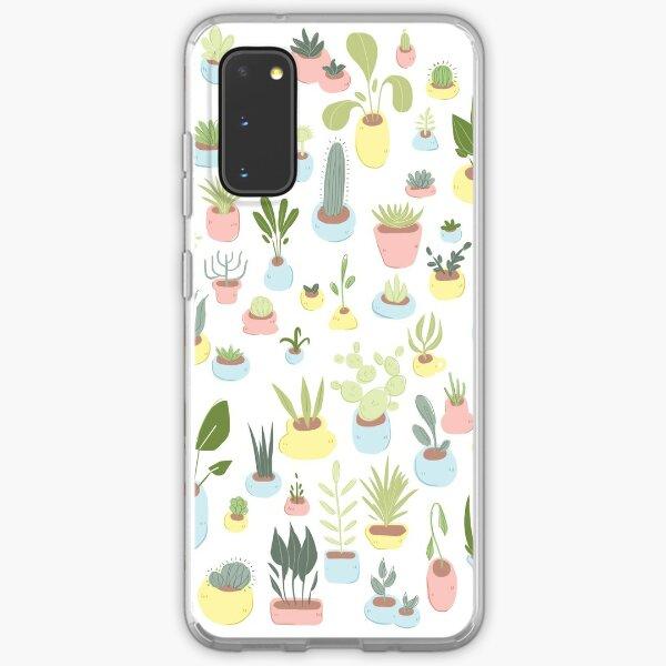 house plant hustle Samsung Galaxy Soft Case