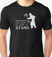 Take a Stand Slim Fit T-Shirt