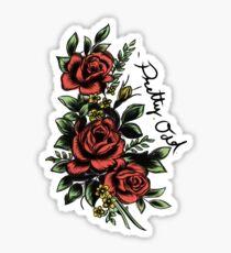 more pretty odd flowers! Sticker