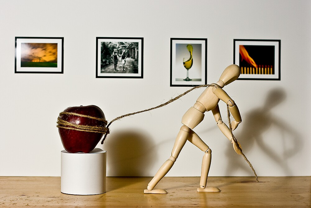 Art Thief by imeaj