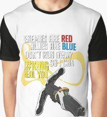 Mercy's feeling Graphic T-Shirt