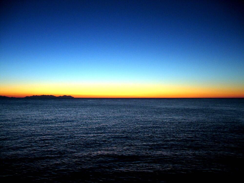 dusk by david stevenson