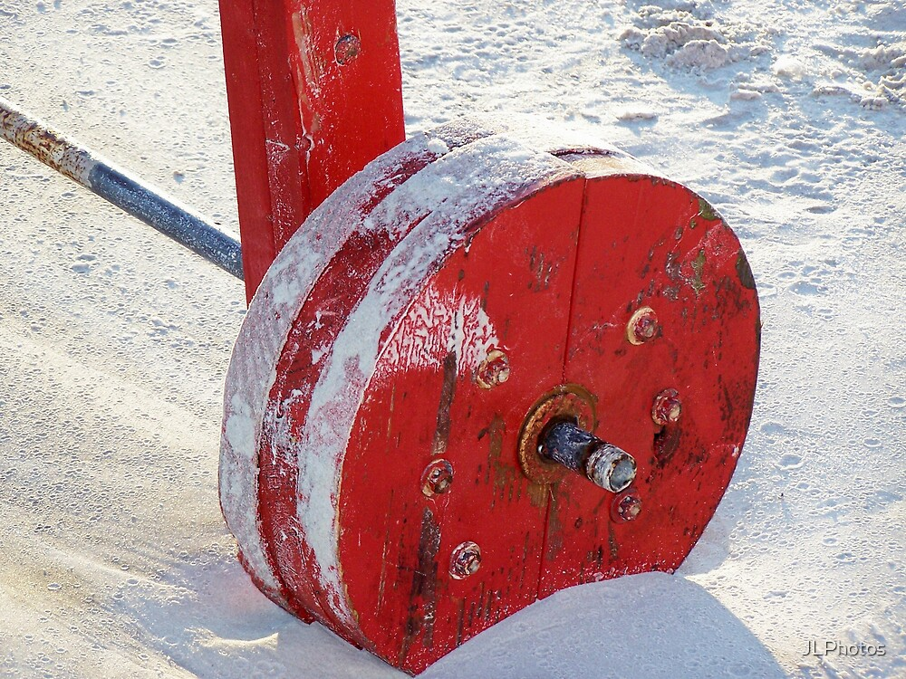 red wheels by JLPhotos