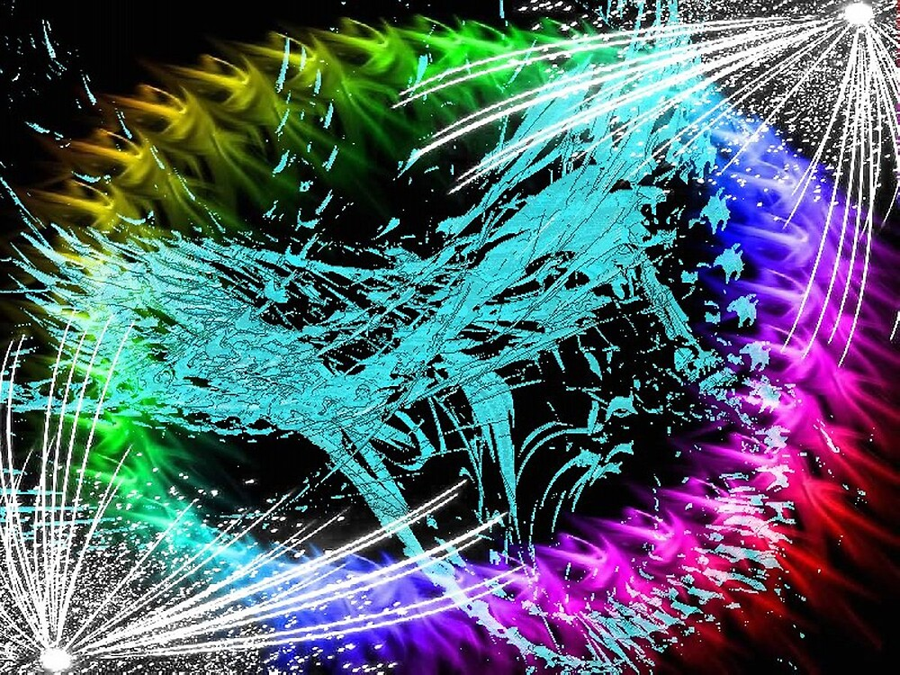 Cosmic Trip by angelheart