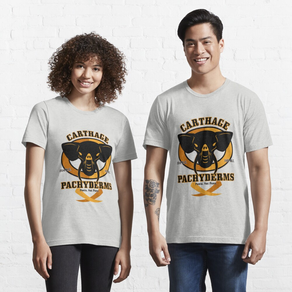 Carthage Pachyderms Essential T-Shirt