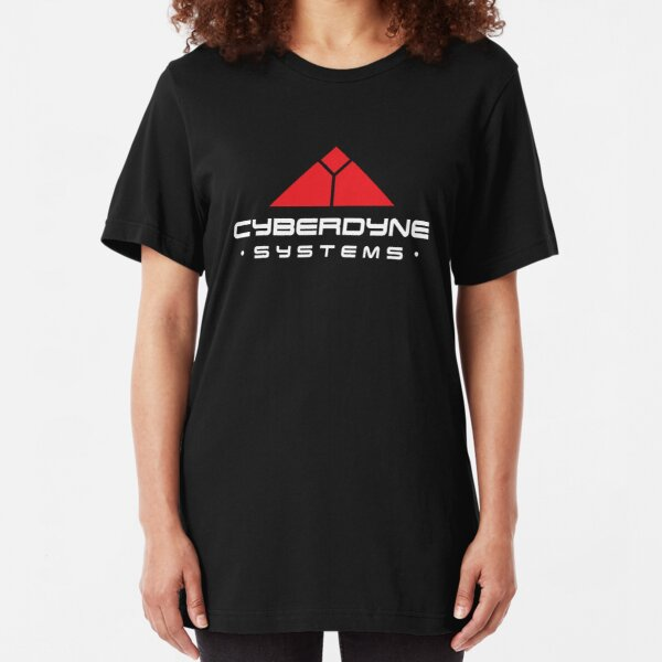 Cyberdyne Systems Slim Fit T-Shirt