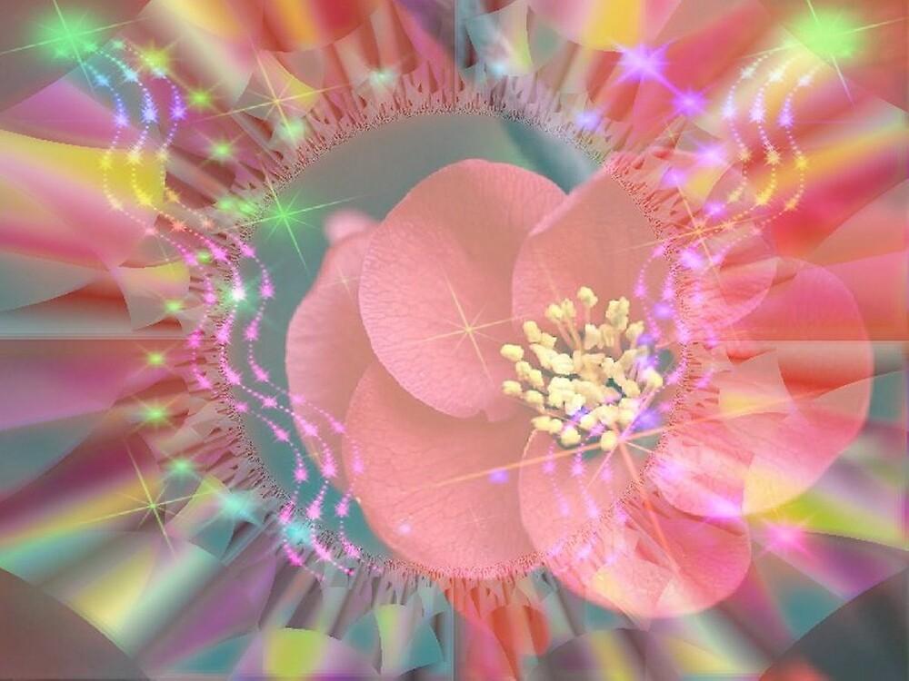 Satin Floral by angelheart