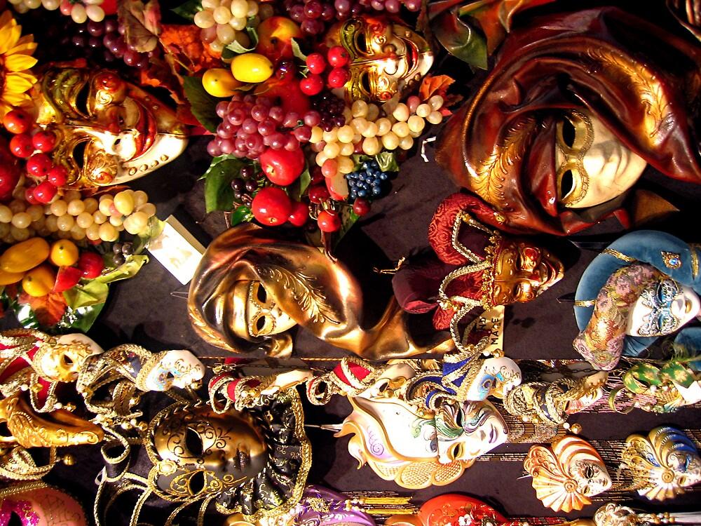 masks by david stevenson
