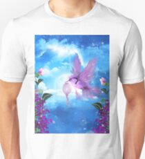 Beautiful fantasy bird  Unisex T-Shirt