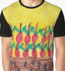 FOOD #fruit #basket Graphic T-Shirt