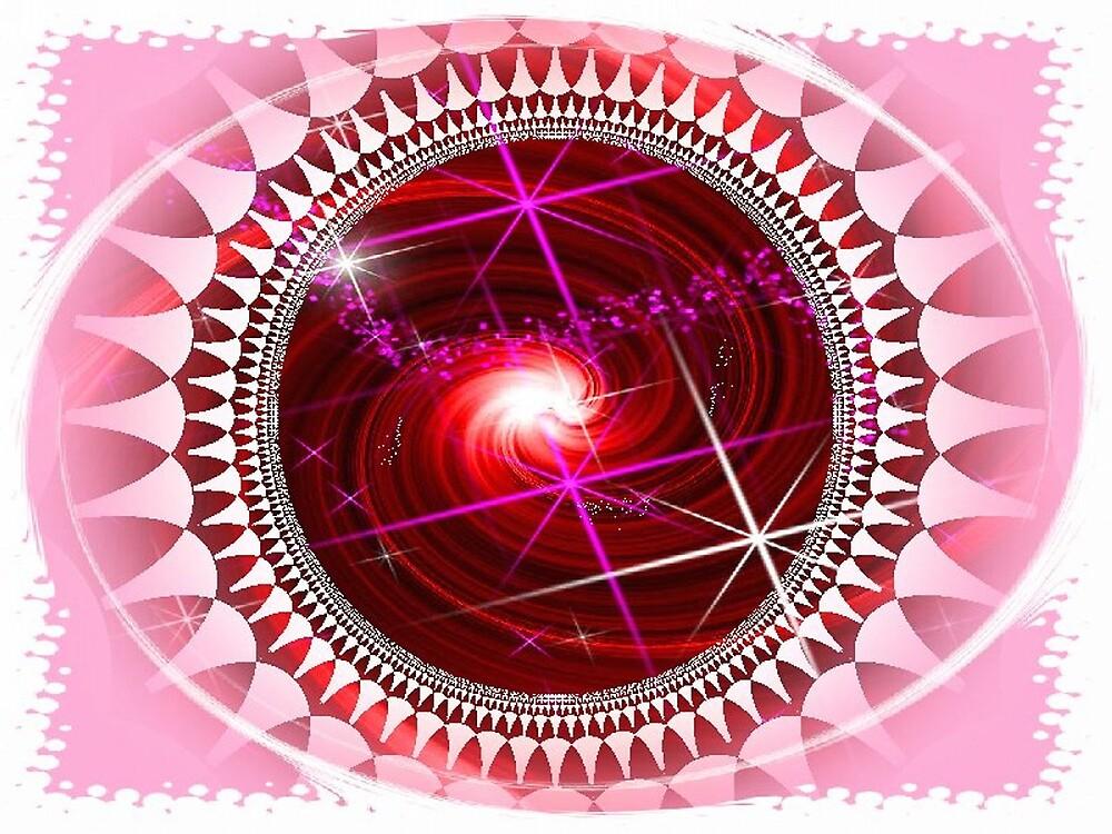 My Cosmic Valentine by angelheart