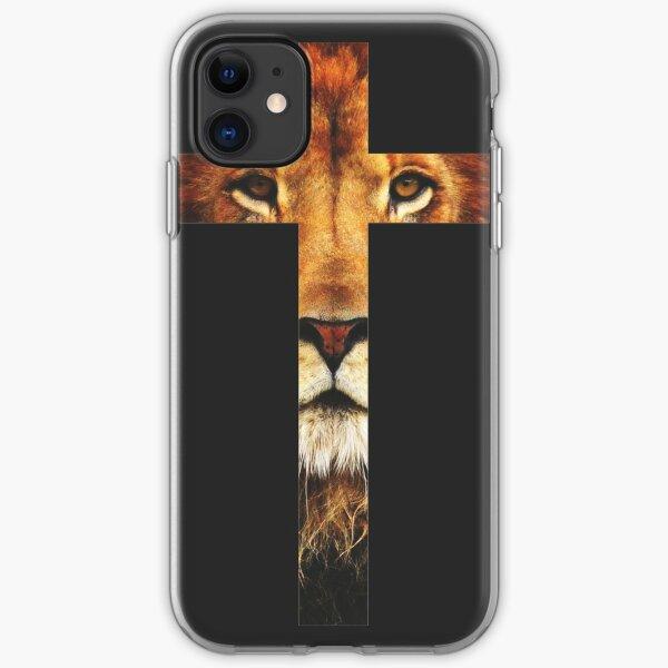 Christian Cross iPhone Soft Case