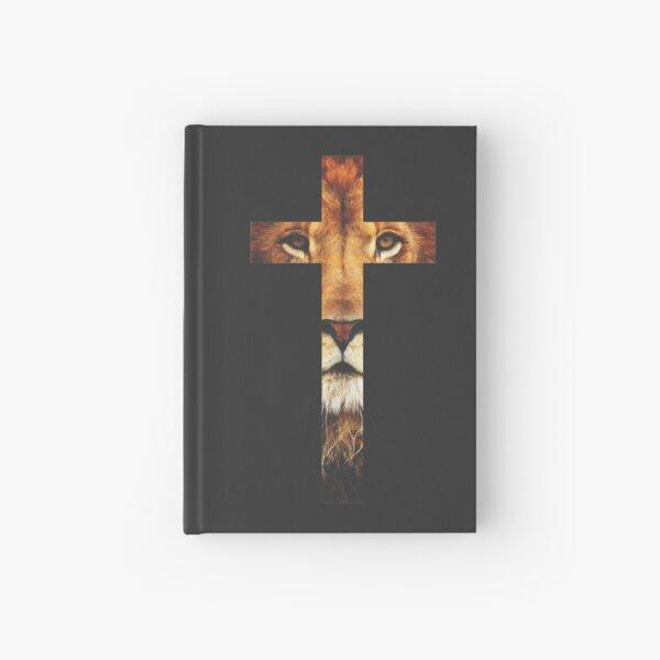 Christian Cross Hardcover Journal