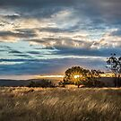 Elcombe Sunset 1 by Candice O'Neill