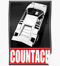Countach - Top Poster