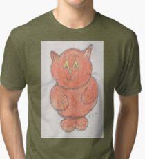 ORANGIE Tri-blend T-Shirt