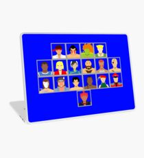 Select Your Character - Super Street Fighter 2 Turbo Laptop Skin