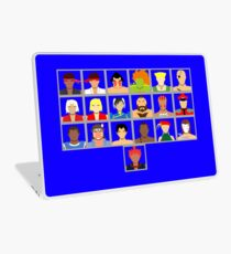 Select Your Character - Ultra Street Fighter 2 Laptop Skin
