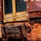 Trolley Step - Perris CA by Larry Costales