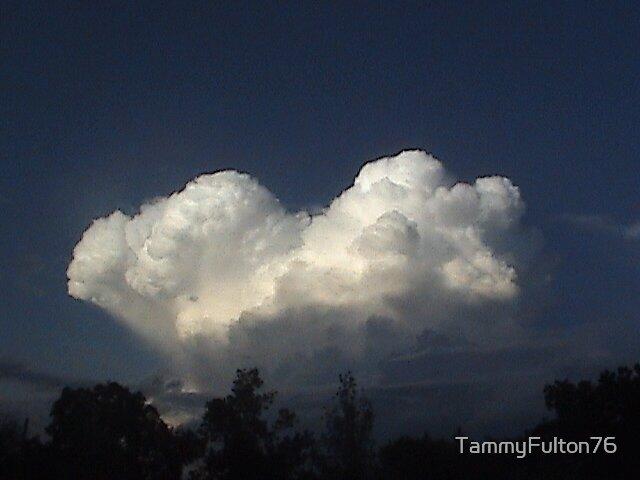 Bursting cloud by TammyFulton76