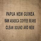 PNG Coffee Bag by Donell Trostrud