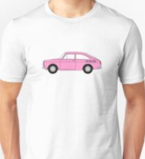 VW Type 3 Pink Unisex T-Shirt